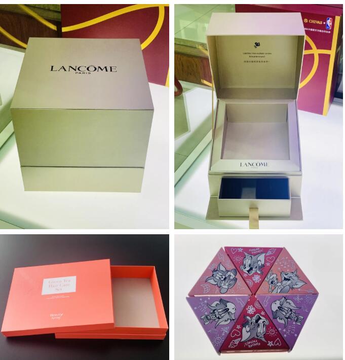 【纸盒包装】裱糊礼品盒所需要什么材料