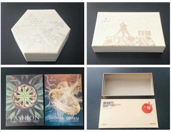 【纸盒包装】裱糊礼品盒所需骨架结构材料