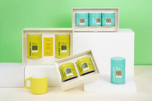 云南春茶包装盒 | 春光尚好,为茶而来