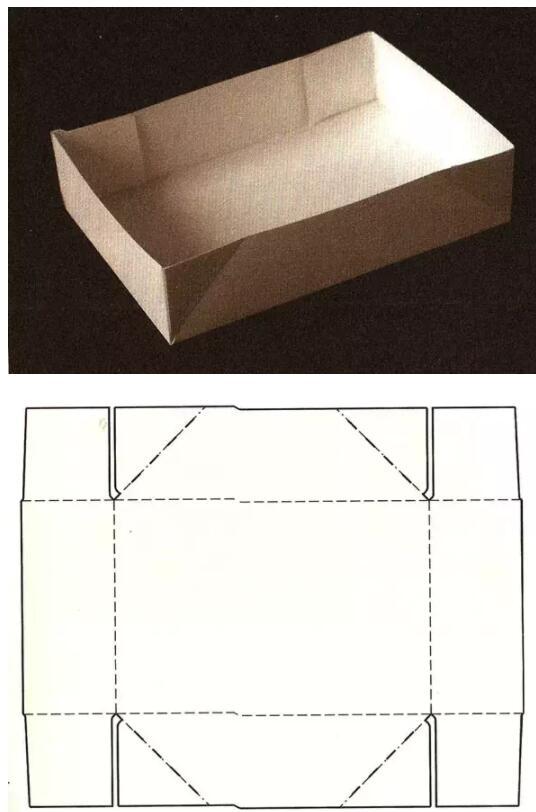 预粘组装结构展开图