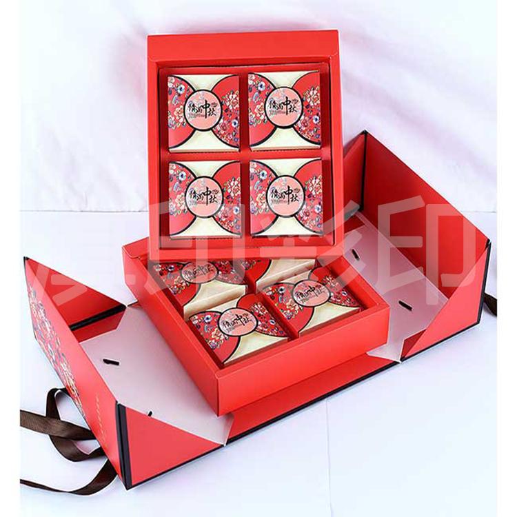 情满中秋月饼礼盒