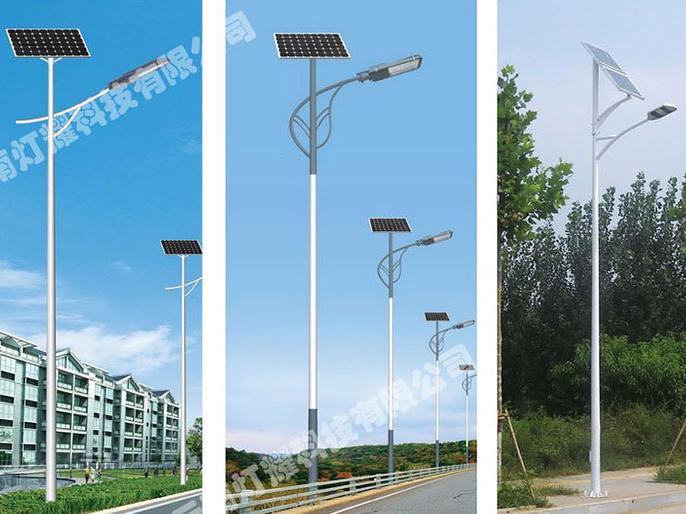 太阳能路灯3