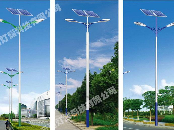 太阳能路灯6