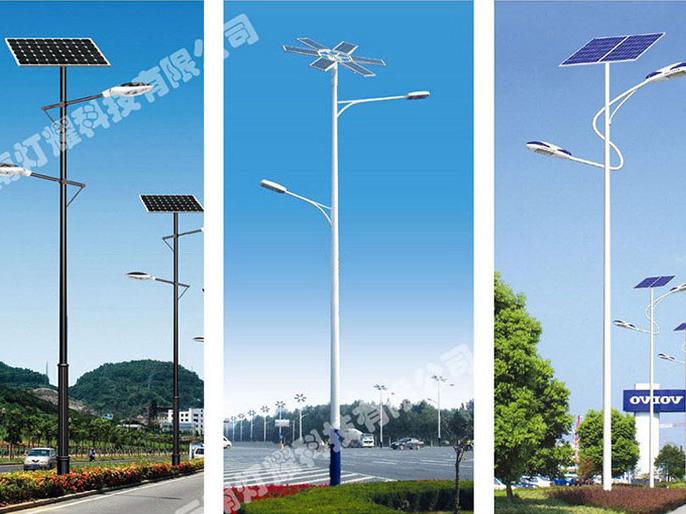 太阳能路灯7