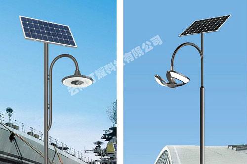 云南太阳能路灯公司介绍,蓄电池组是太阳能电池方阵的储能装置