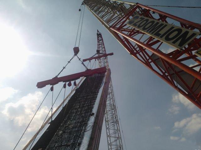 云南吊车出租分享活塞和轴承在吊车维修中存在的重要性
