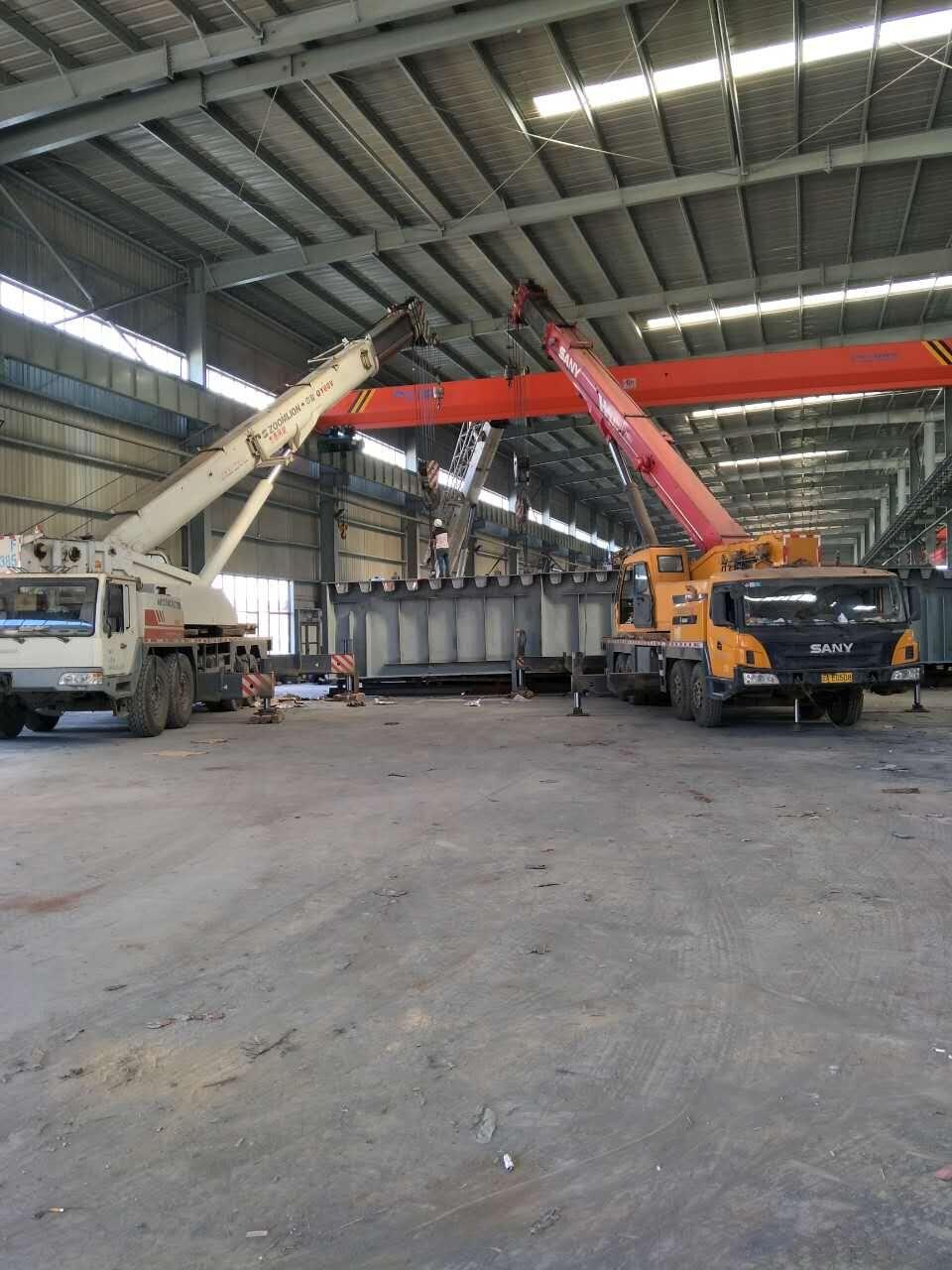 25吨/50吨/80吨大理市祥云县钢箱梁吊装