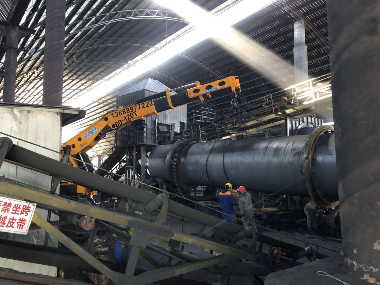 大型机械设备安拆