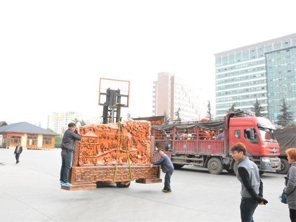 工艺品搬运企业