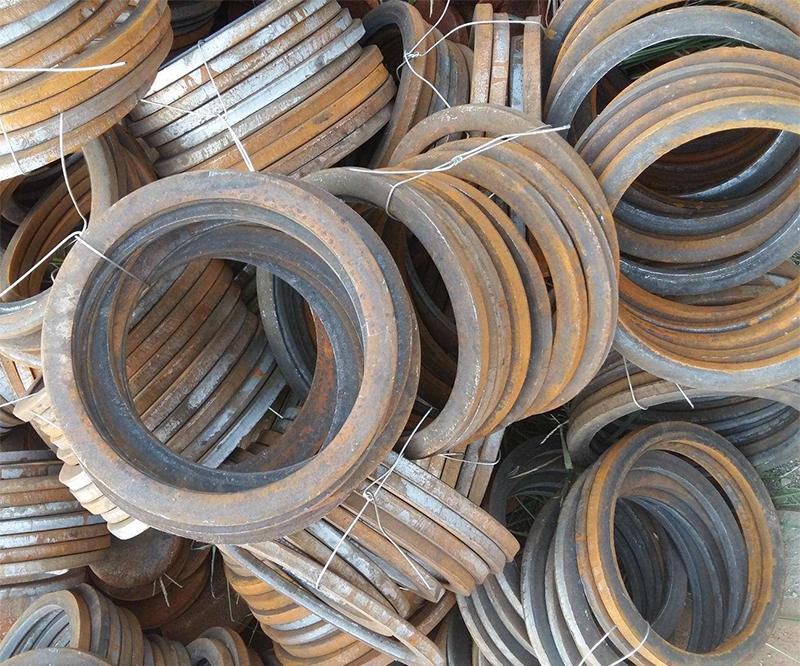 日常的管道安装工程常用到的法兰盘是哪种