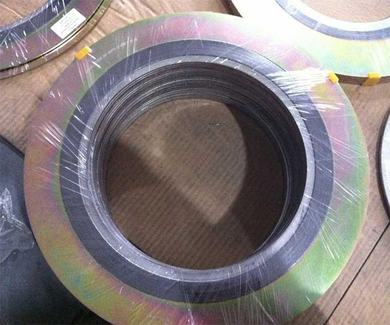 法兰金属缠绕垫
