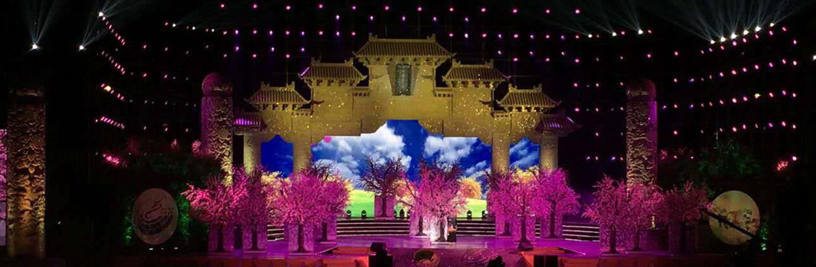 昆明舞台灯光音响出租安装施工的顺序思路