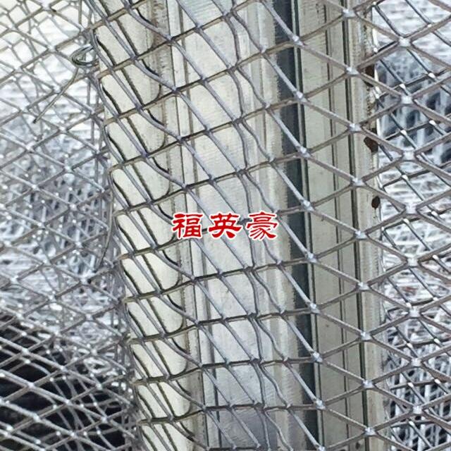 中空內模金屬網水泥隔墻