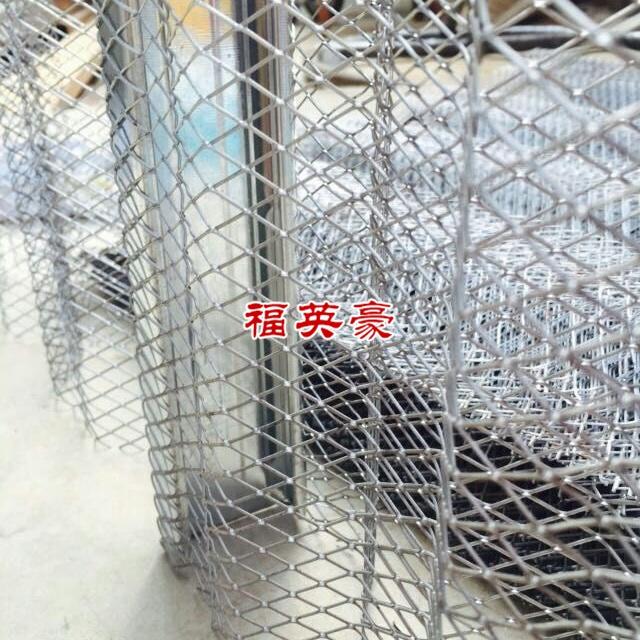中空内模金属网水泥隔墙