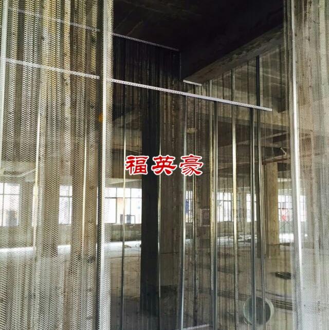 昆明政府大楼专用隔墙中空钢网