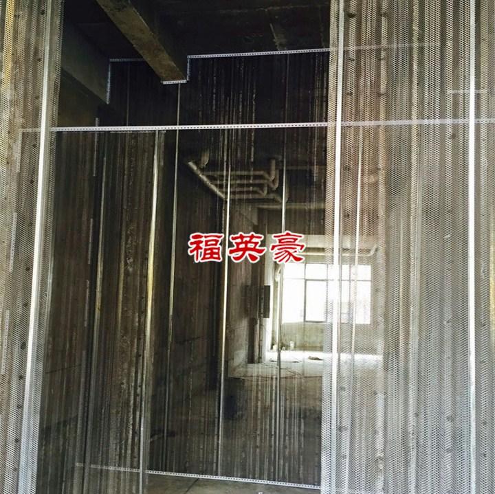 昆明政府大楼专用隔墙装饰材料中空钢网墙