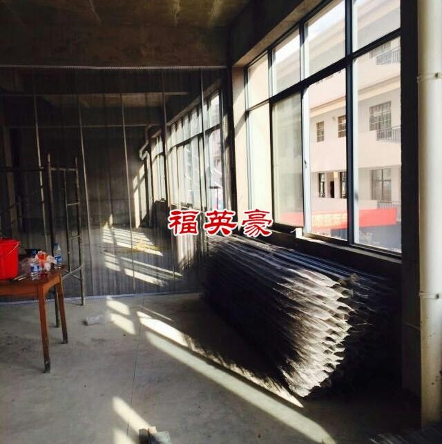 昆明装饰材料哪种好?首选福英豪轻型钢网隔墙