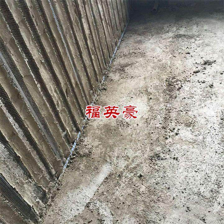 昆明酒店專用新型隔墻-中空鋼網