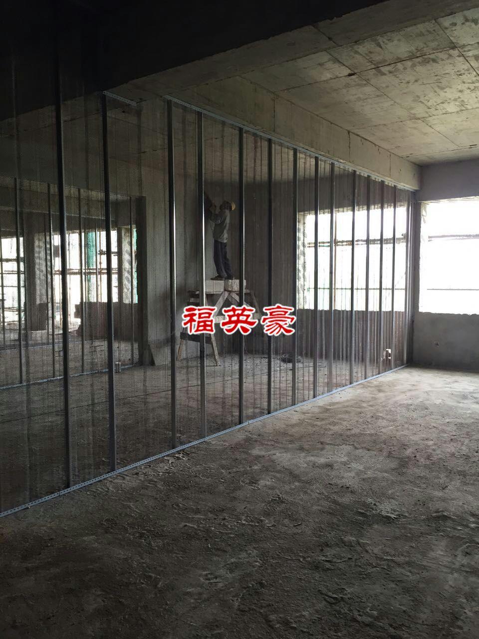 昆明机场专用新型隔墙材料