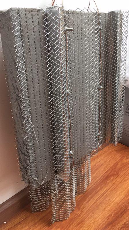 昆明中空钢网内模隔墙