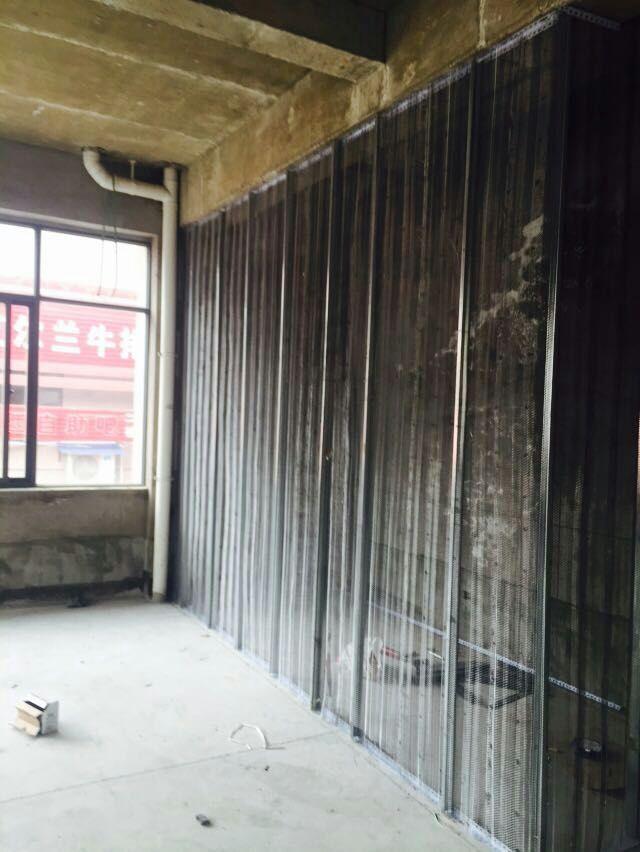 昆明中空钢网隔墙厂家概述防火专用新型隔墙的作用