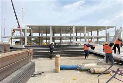 德宏二手活动板房在施工中的拆除改造过程中的技术有哪些?