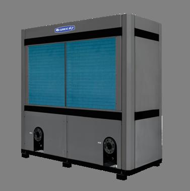 中央空调暖冷一体机