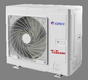 中央空调户式单热采暖机