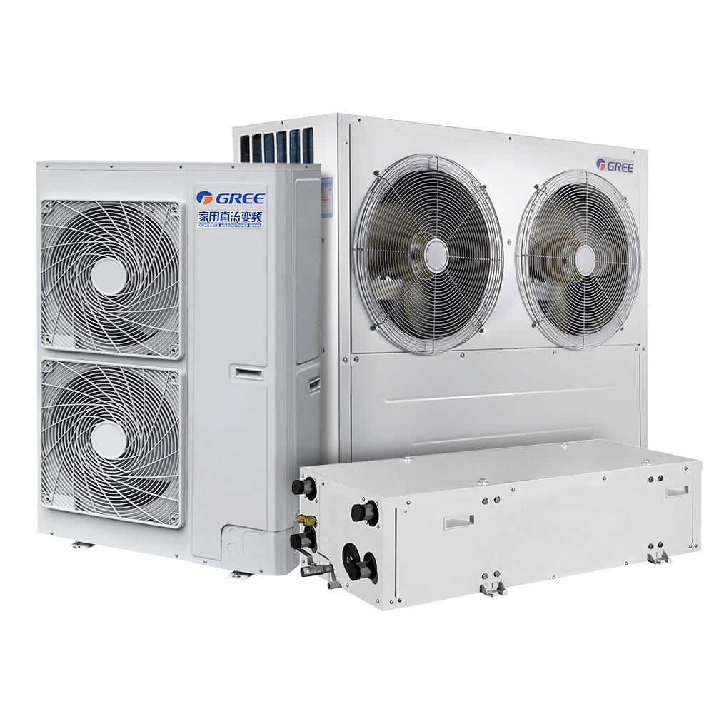 暖冷一体机组-中央空调