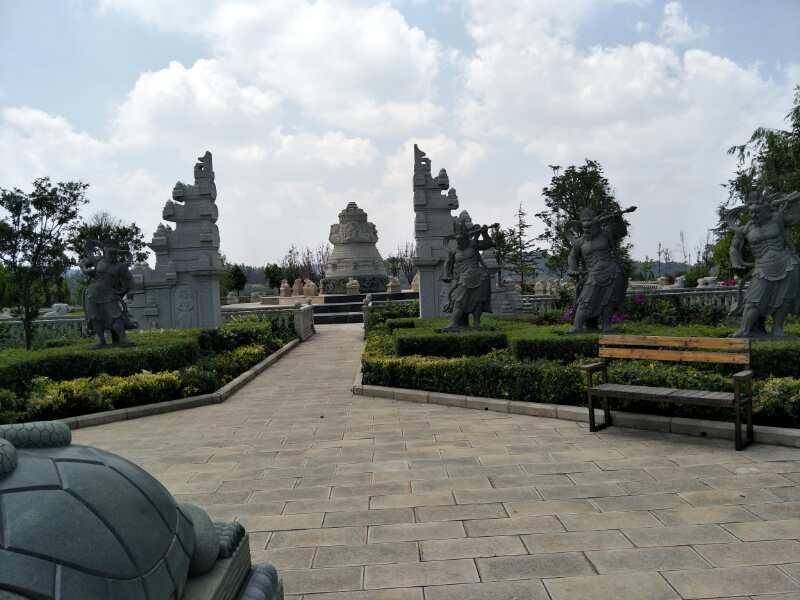 昆明祥和陵園4