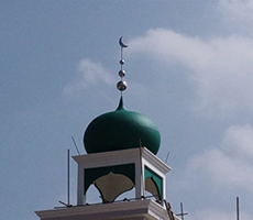 GRC穹顶2