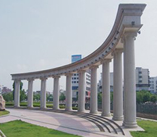 GRC环保装饰柱