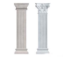 GRC耐腐蚀装饰柱