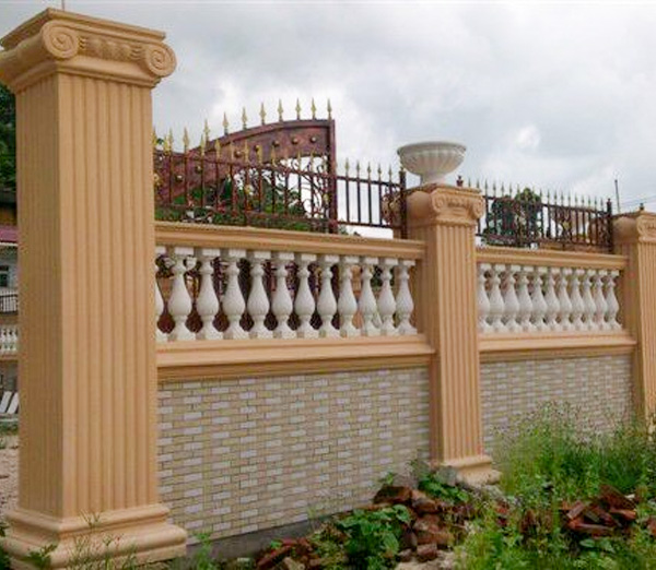 GRC围栏护栏