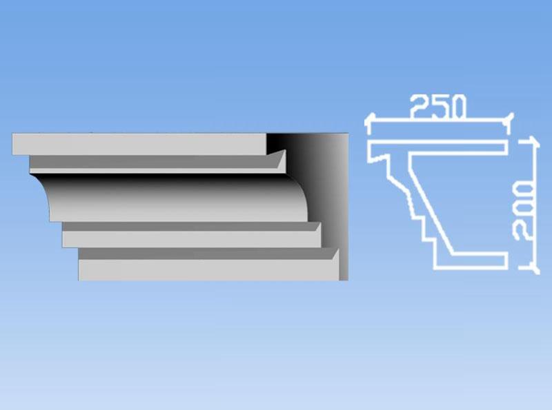 grc线条构件