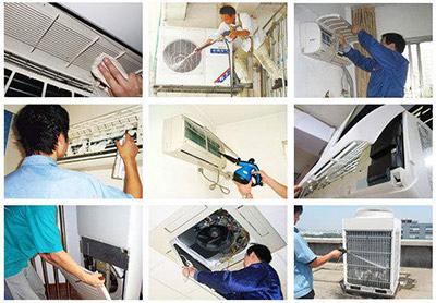 云南格力中央空调怎么清洗,昆明格力中央空调清洗公司