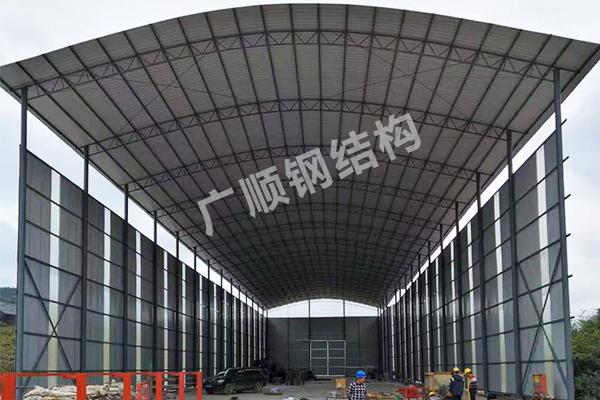 云南輕鋼大棚廠房