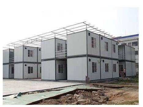 工地集裝箱活動房價格介紹