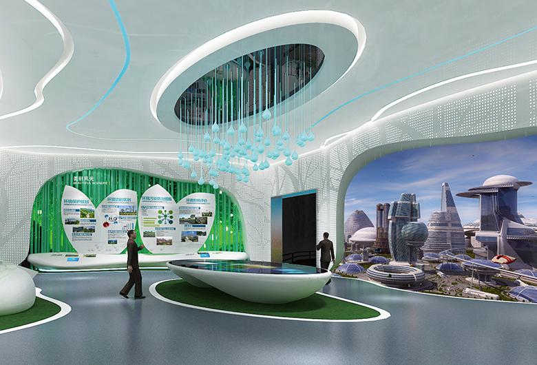 昆明数字化展厅设计公司