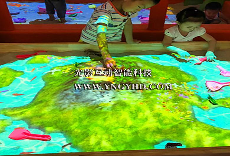 地面互动vwin德赢网的展示效果有哪些?德赢ac米兰vwin德赢网制作人员带你了解