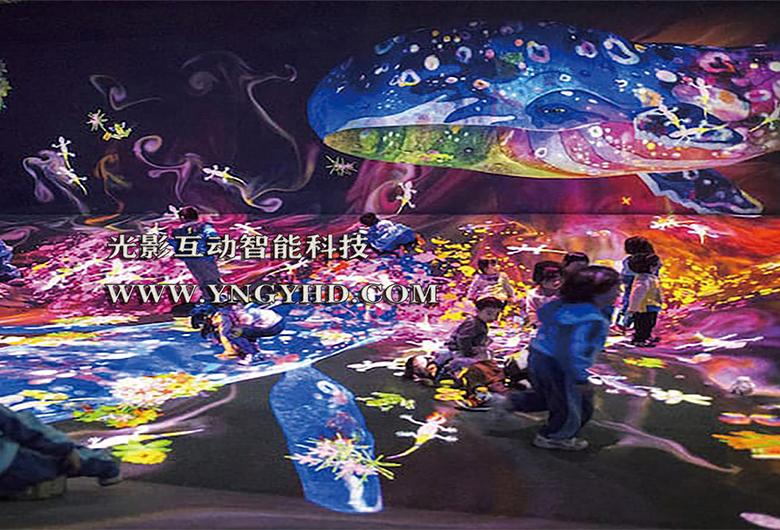 云南儿童乐园互动