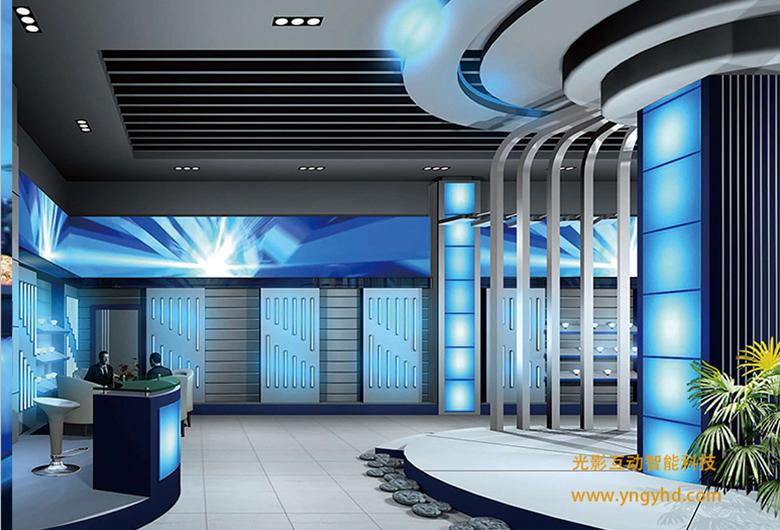 数字科技展厅