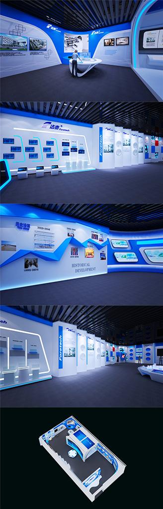 科技馆数字展厅设计