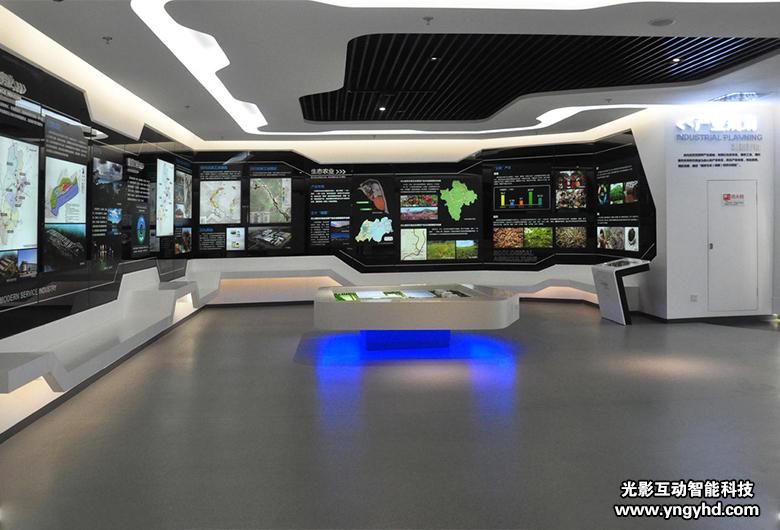 电子科技展厅