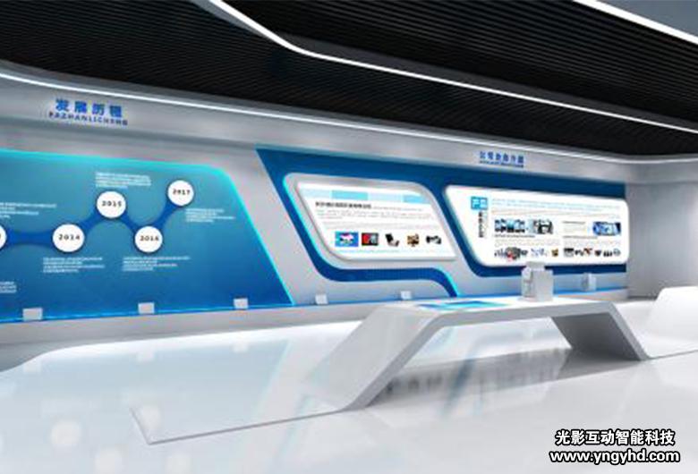 数字展厅系统