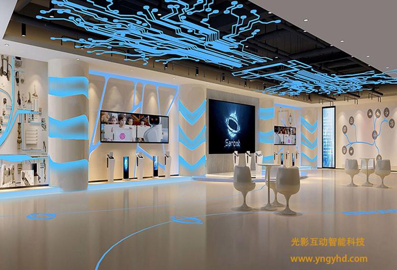 数字展厅展馆