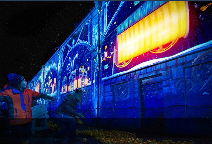 昆明街道燈光亮化工程設計應注意這幾點