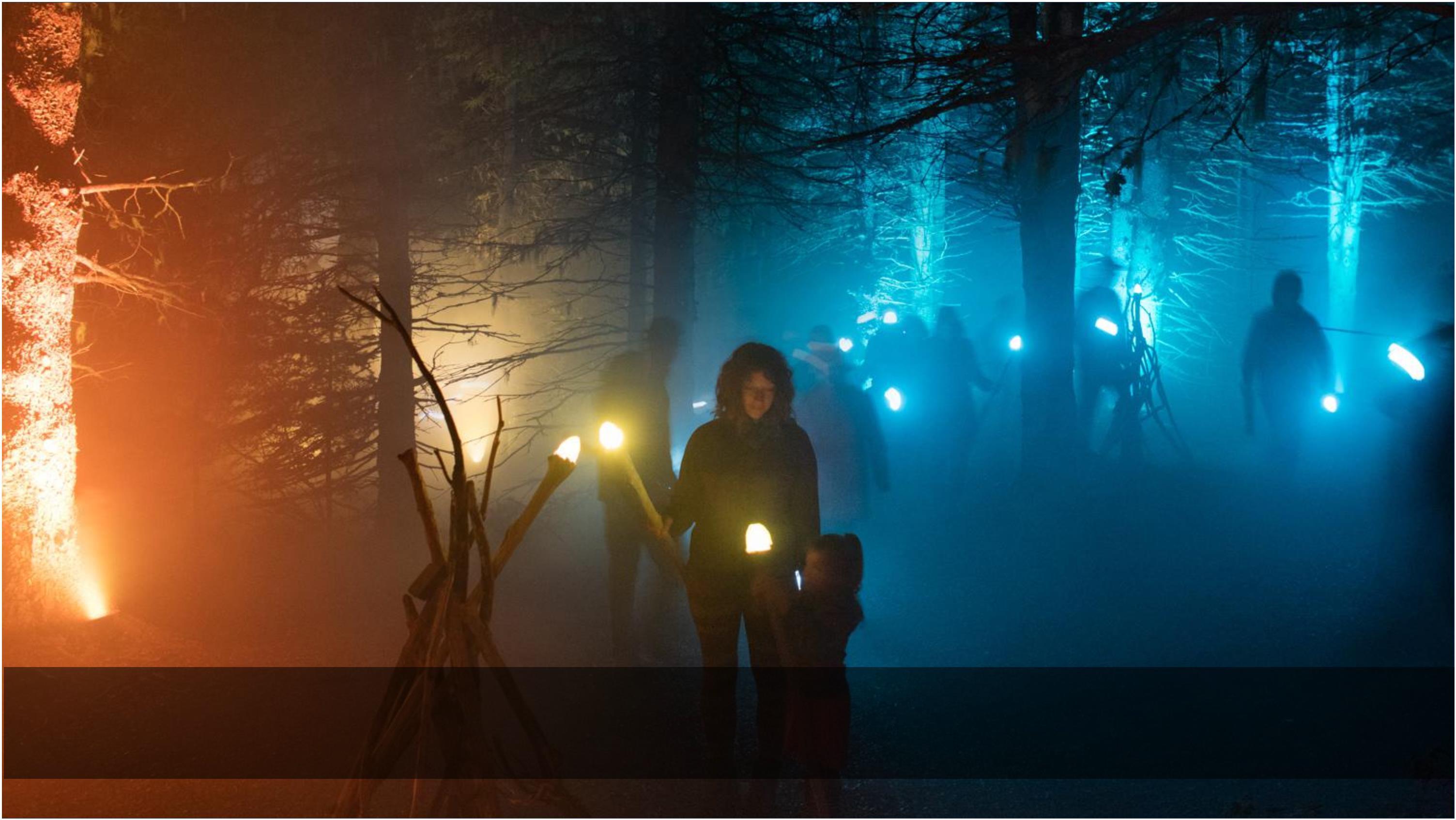 文旅夜游照明设计公司