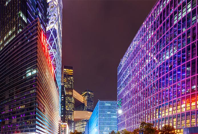 城市亮化工程公司