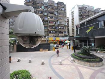 昆明監控安裝師傅分析安防監控攝像頭出現逆光的原因及解決辦法